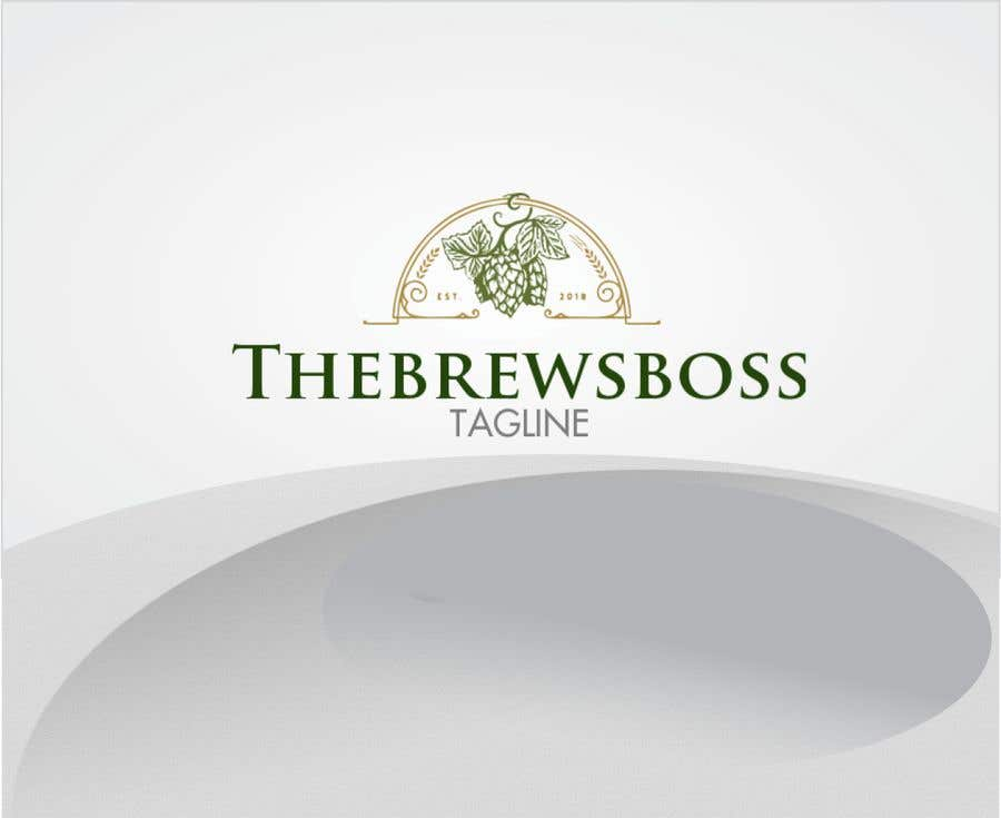 Contest Entry #41 for @thebrewsboss logo
