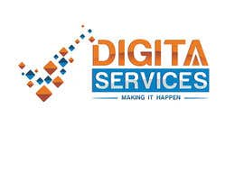 #18 cho Logo & Name brand for Digita Services bởi sajjadsoomro1986