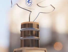 #156 para Design wood trophy por smitokhair08