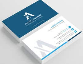 #261 for Andreality business cards by shemulpaul