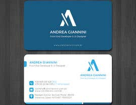 #264 for Andreality business cards by shemulpaul