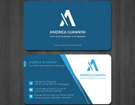 #268 for Andreality business cards by shemulpaul