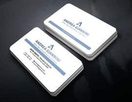#276 for Andreality business cards by tanvirhaque2007