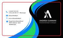 Graphic Design Contest Entry #138 for Andreality business cards