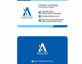 #272 for Andreality business cards by rabiulsheikh470