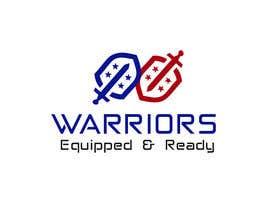 #41 untuk Kids Warrior logo oleh brijwanth