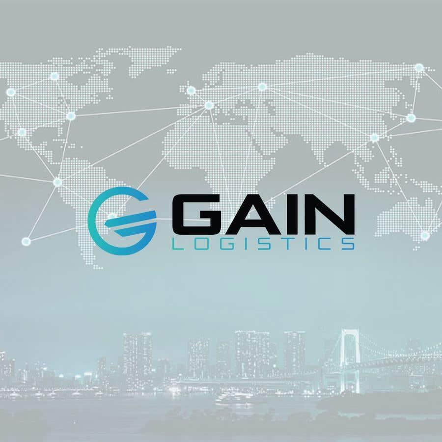 Konkurrenceindlæg #471 for Logo Design - Gain Logistics