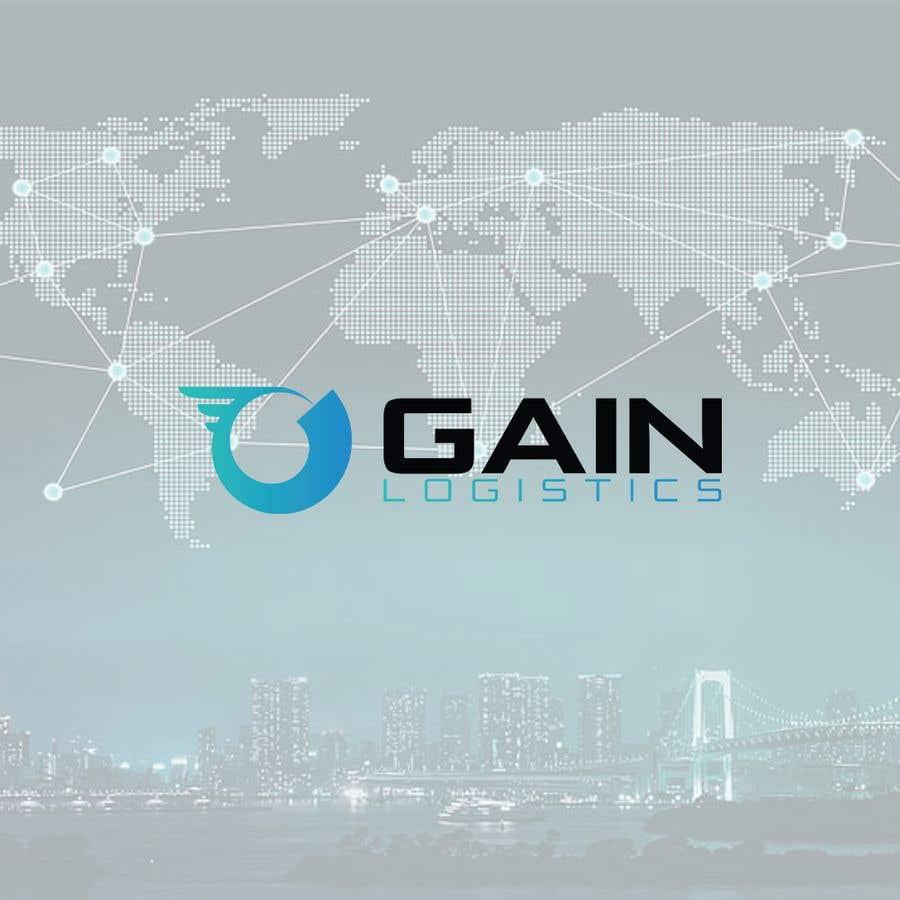 Konkurrenceindlæg #472 for Logo Design - Gain Logistics