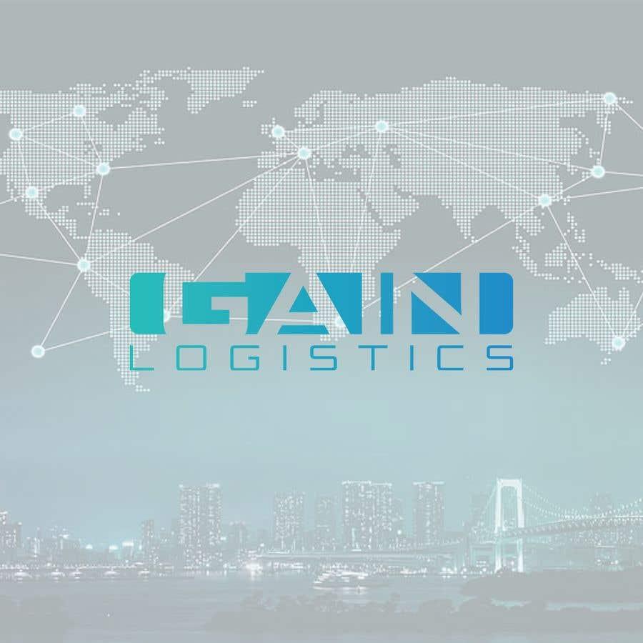 Konkurrenceindlæg #474 for Logo Design - Gain Logistics