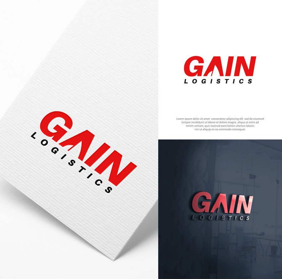 Konkurrenceindlæg #435 for Logo Design - Gain Logistics