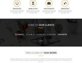 #4 for Build me a 1 page website af mujahidulislam95