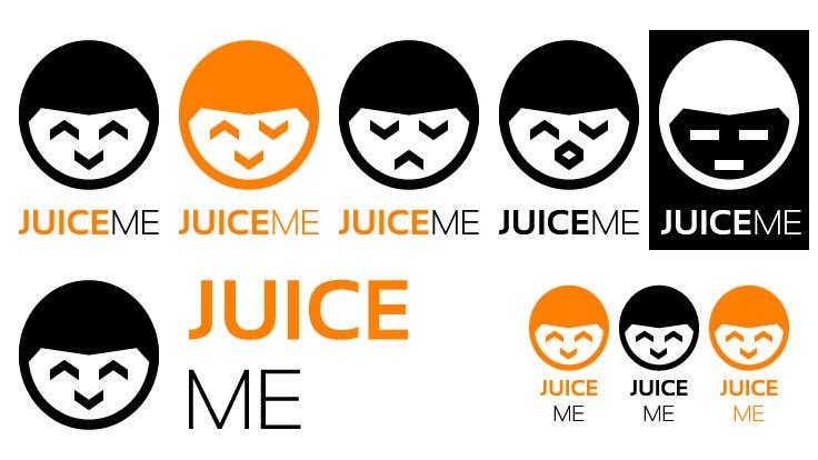 Inscrição nº                                         25                                      do Concurso para                                         Logo Design for Juice Me