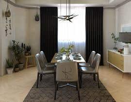 #20 untuk Design my Living/ Dining Room oleh Karim0Ashraf