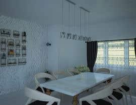 #14 untuk Design my Living/ Dining Room oleh designedbyathira