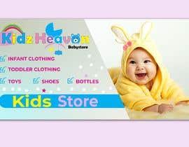 youshohag799 tarafından Banner for Kids Store için no 20