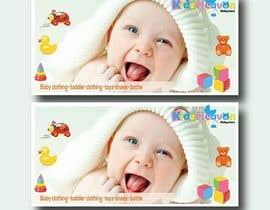khan3270 tarafından Banner for Kids Store için no 15