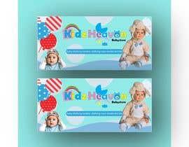 khan3270 tarafından Banner for Kids Store için no 17