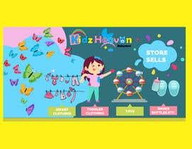momenulstudio tarafından Banner for Kids Store için no 11
