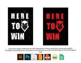 #7 для URGENT Need Designs for Shirts Created from Examples от polashbangla