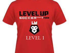 nº 12 pour URGENT Need Design Created for Tshirt Level par GraphicWork15