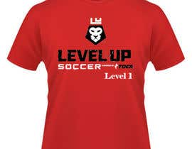 nº 13 pour URGENT Need Design Created for Tshirt Level par GraphicWork15