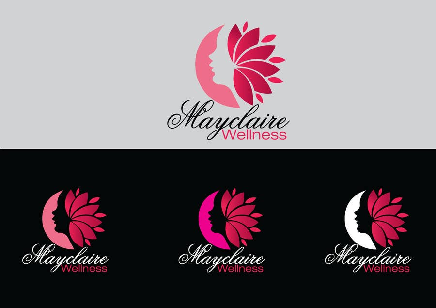 The gallery for unisex salon logo design for Salon designer online