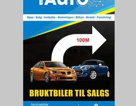 #11 untuk Create a Professional Design 70cmx100Cm Outdoor PVC Poster oleh raisulrahi9