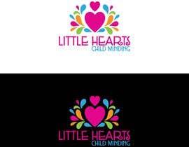 Nro 23 kilpailuun Logo Design - Little Hearts käyttäjältä iAliShan