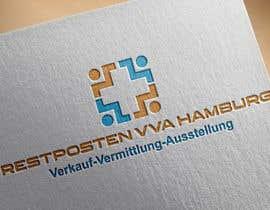 Nro 70 kilpailuun Logo Restposten-vva.de käyttäjältä histhefreelancer