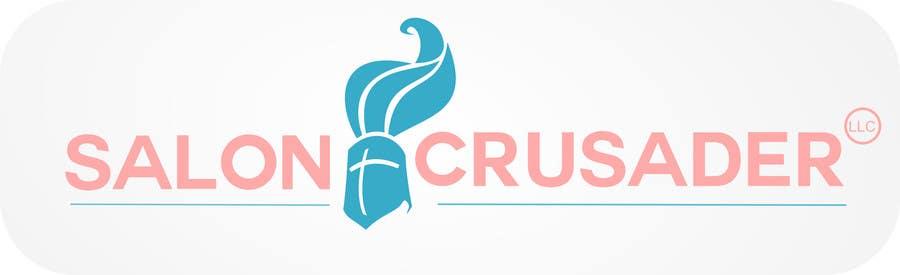 Bài tham dự cuộc thi #                                        9                                      cho                                         Design a Logo for Salon Crusader, LLC