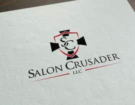 #20 cho Design a Logo for Salon Crusader, LLC bởi FutureArtFactory