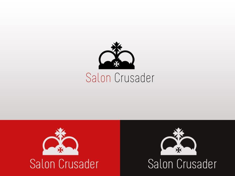 Bài tham dự cuộc thi #                                        19                                      cho                                         Design a Logo for Salon Crusader, LLC
