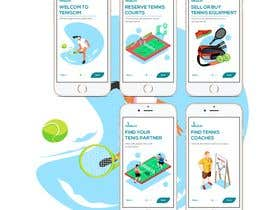 #5 cho Mobile app onboarding page design bởi hepinvite