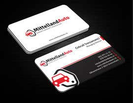 #448 for new Business card Design by ABwadud11