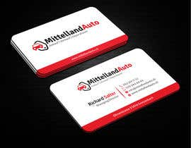#456 for new Business card Design by ABwadud11