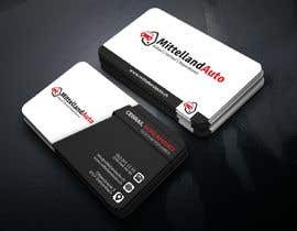 #218 for new Business card Design by shovon7020