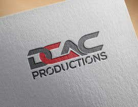 #5 for DCAC Productions- NEW LOGO/ Branding by psisterstudio