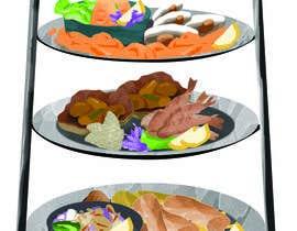 alitblaul tarafından Seafood Tower için no 8