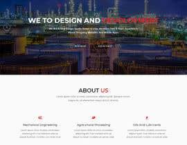 #19 for Website Re Design by mdbelal44241