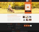 Graphic Design Inscrição do Concurso Nº10 para Website Design for Dating website homepage