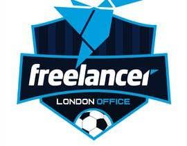 nº 13 pour Make a Freelancer football badge par ekosugeng15