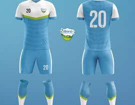 Nro 27 kilpailuun Design me a soccer jersey käyttäjältä kerenkerencreati