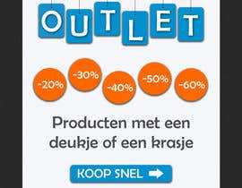 #114 for outlet banner by SarahDar