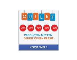 #152 for outlet banner by SEFAT10