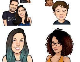 #13 for Need 8 caricatures done of my coworkers for their online avatars by sdney58