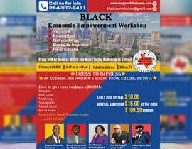 nº 29 pour Support The Boom Presents Black Economic Empowerment Workshop par evansarker420p