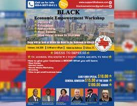 #35 untuk Support The Boom Presents Black Economic Empowerment Workshop oleh evansarker420p