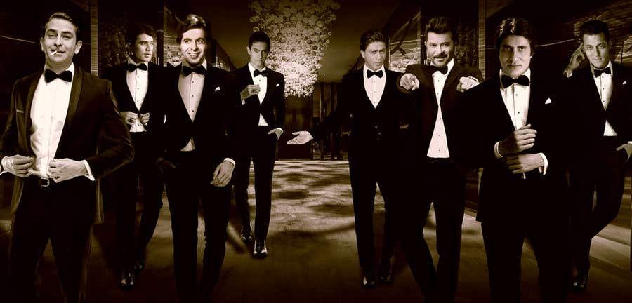 Participación en el concurso Nro.                                        25                                      para                                         Oscar Photoshop Magic with Bollywood Twist