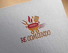"""Nro 30 kilpailuun """"RE COMIENDO"""" logo (Grilled chicken and step food) / Logotipo """"RE COMIENDO"""" (Pollos a las brasas y comida al paso) käyttäjältä kajal015"""