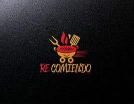 """Nro 32 kilpailuun """"RE COMIENDO"""" logo (Grilled chicken and step food) / Logotipo """"RE COMIENDO"""" (Pollos a las brasas y comida al paso) käyttäjältä kajal015"""